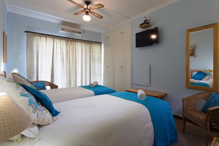 Room 1. Enjoy DSTV and free Wi-fi in all our rooms