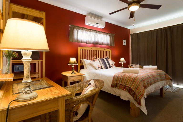 Enjoy our luxurious Room 7, with a queen-sized bed and en-suite bathroom with shower